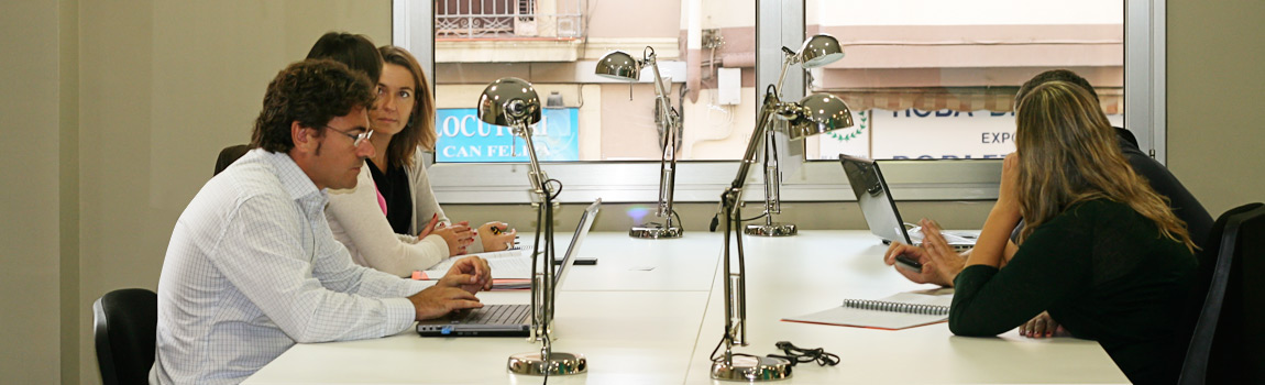 Oficina virtual alpha espai coworking for Oficina virtual telefono