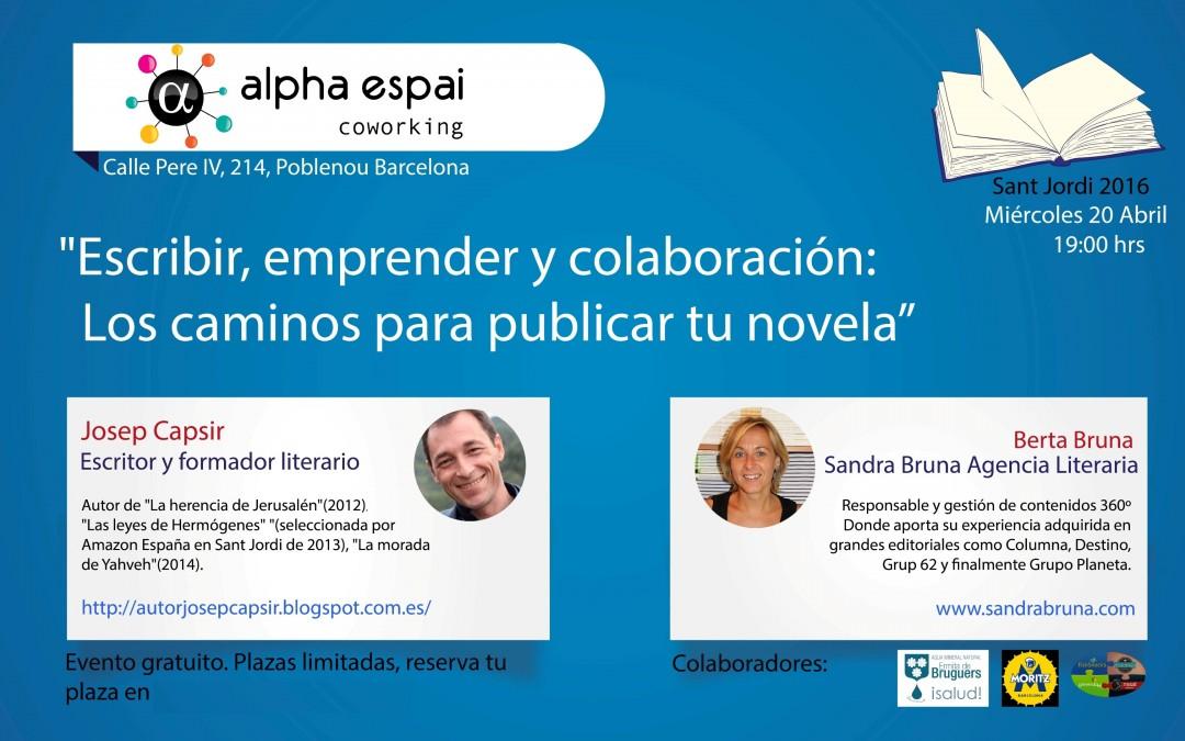 #Libros, #emprender y #colaboración
