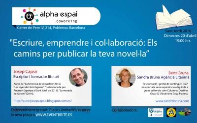 #Llibres, #emprendre i #col.laboració