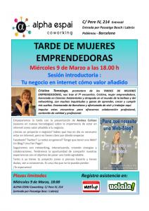 Tarde Mujeres Emprendedoras_001