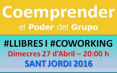 #LLibres i #coworking: Coemprender, el poder del grupo